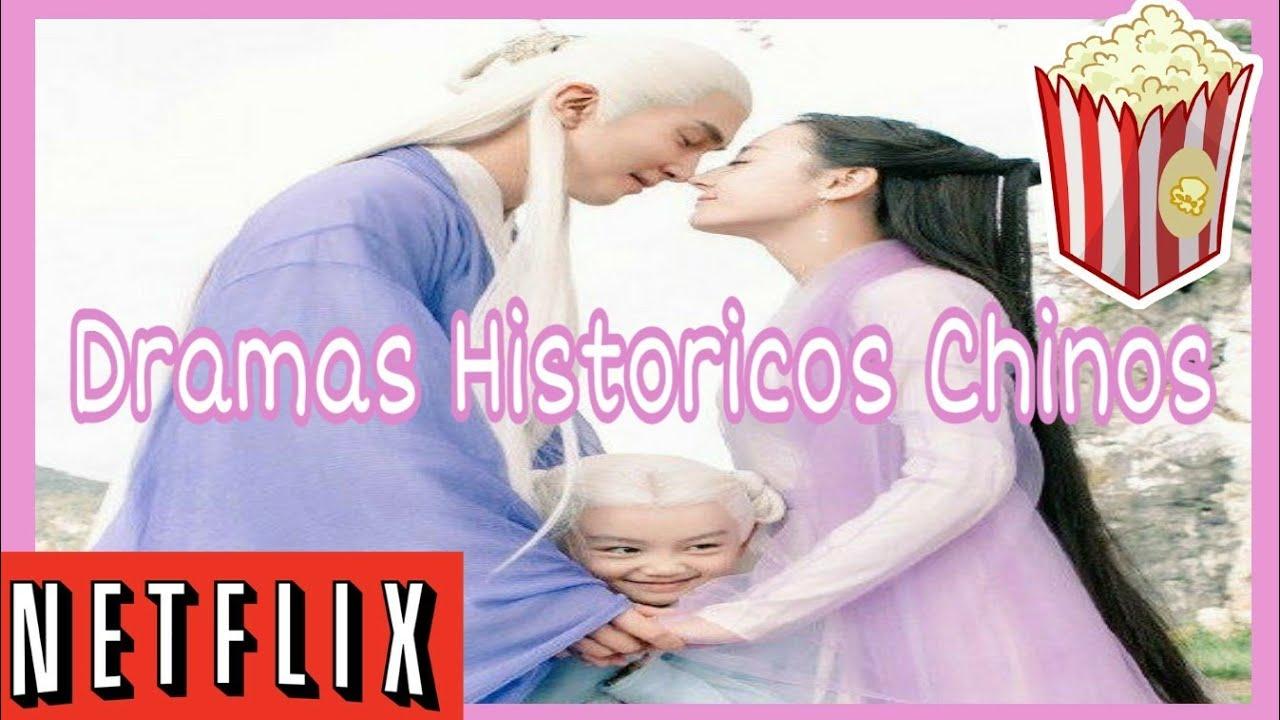 Download 8 Dramas Historicos Chinos Románticos en NETFLIX