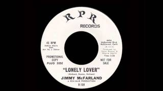 Jimmy McFarland - Lonely Lover