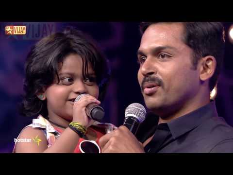 Actor Karthi Vs Tanushree