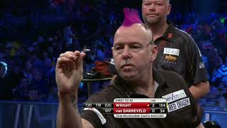 PDC Melbourne Darts Masters 2018 - Peter Wright vs Raymond van Barneveld Part 1/2
