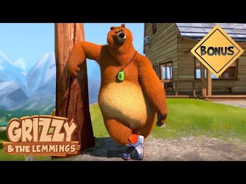 TOP 5 tous au sport ! - Grizzy & les Lemmings