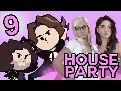 House Party: Strange Situation - PART 9 - Game Grumps |
