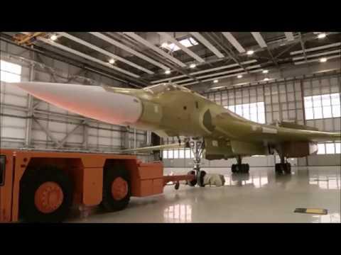 Новый ракетоносец Ту-160