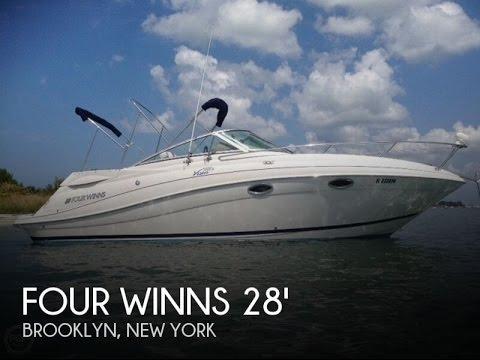 [UNAVAILABLE] Used 2007 Four Winns 278 Vista in Brooklyn, New York