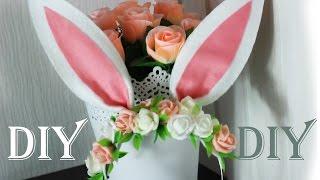 ♥ DIY ♥  УшкИ Зайчика ♥ Rabbit Ears ♥