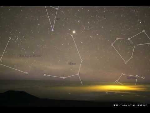 moving pictures of constellations and solar system - photo #26