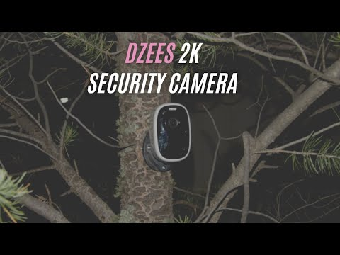 ZUMIMALL AI Spotlight Siren Security Camera Review & Setup 2021 | ZUMIMALL Camera App Manual, Test