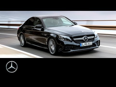 Mercedes-Benz C-Class 2018 | 60 Seconds
