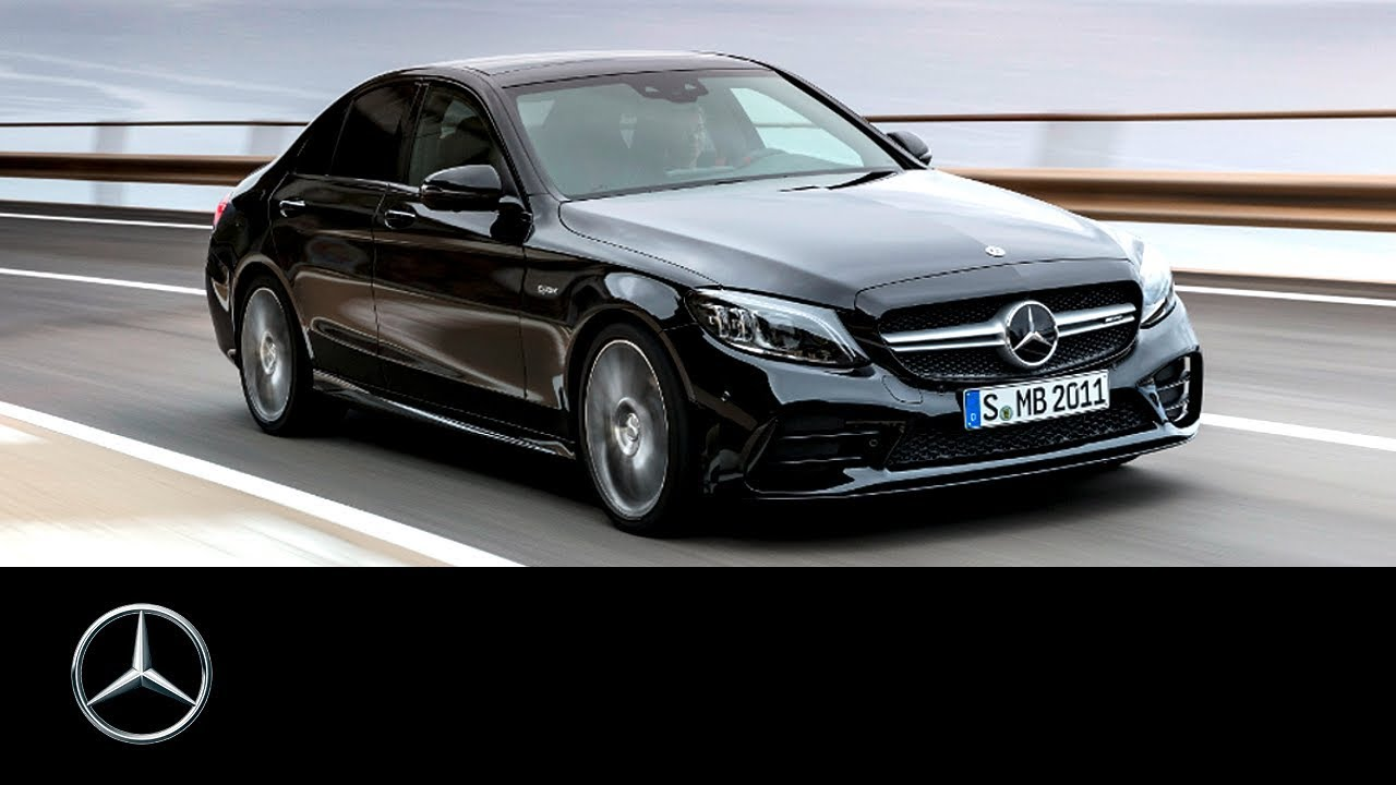 Mercedes benz c class 2018 60 seconds youtube for How much is service b for mercedes benz