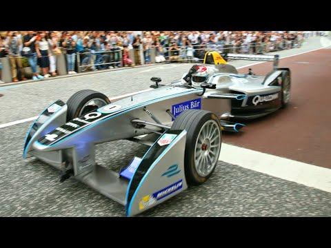 画像: Formula E hits the streets of Tokyo youtu.be
