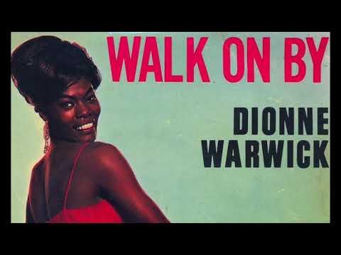 Dionne Warwick - Walk On By (Instrumental)
