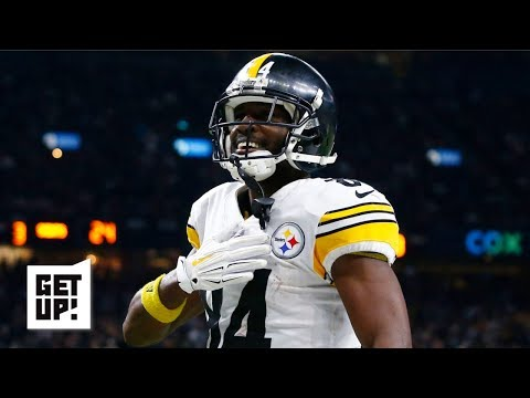 Steelers owner's Antonio Brown take shows his exit inevitable | Get Up
