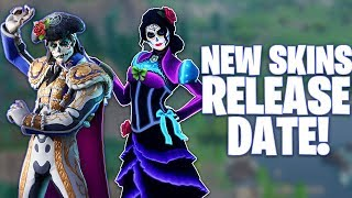 Fortnite Rosa and Dante Skins Release Date