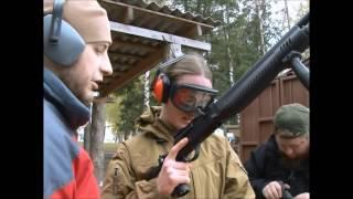 Урок ОБЖ  Стрельба из оружия