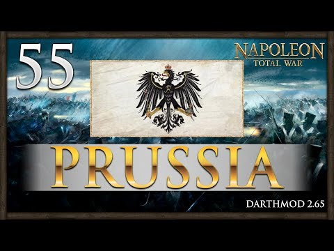 REINFORCE THE FRONT! Napoleon Total War: Darthmod - Prussia Campaign #55