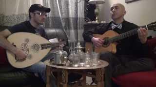 oud vs guitar ( tito & ibrahim)
