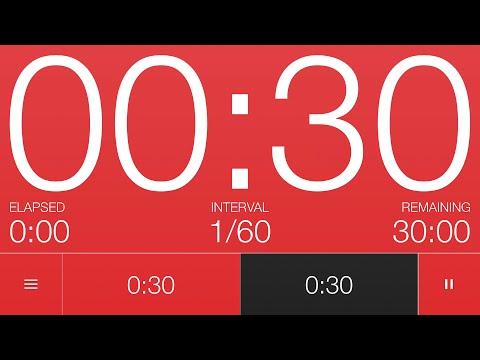 30 Second Interval Timer