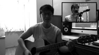 """""""Stranger"""" By Secondhand Serenade (Acoustic Cover By Jimmy Tan)"""