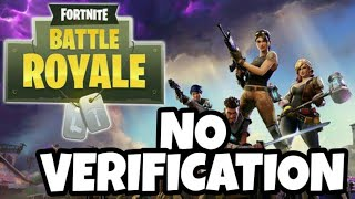 How to play fortnite in 1gb ram device|| no verification