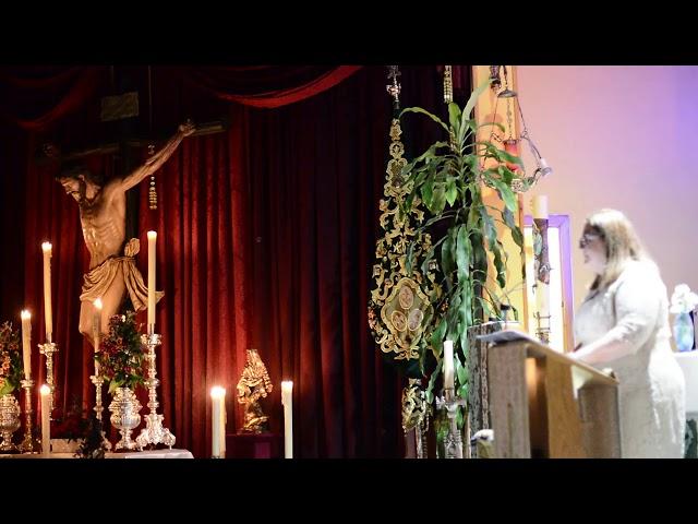 LA LINEA COFRADE. EXALTACIÓN DE LA SANTA CRUZ 2013