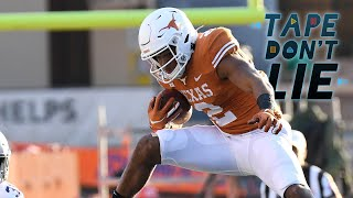 How Texas' Roschon Johnson Converted to Running Back | Stadium