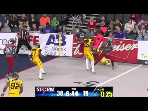 Indoor Football League 2016 Highlights