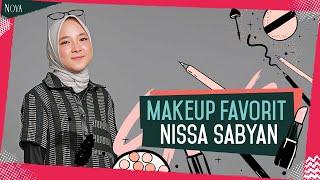 Makeup Favorit Nissa Sabyan