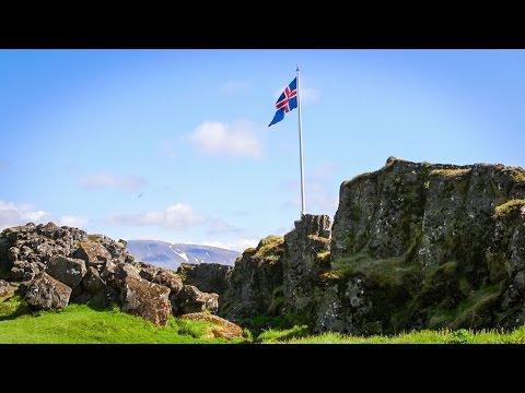 Iceland - Thingvellir National Park
