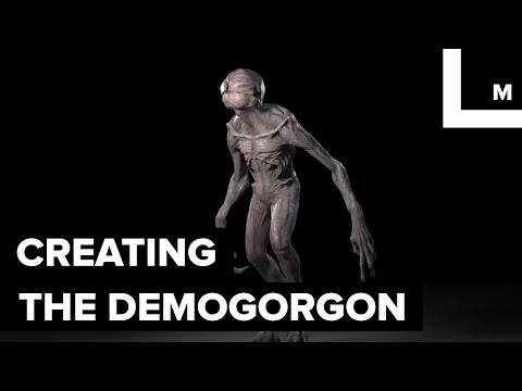 This is How the 'Stranger Things' Demogorgon Was Made