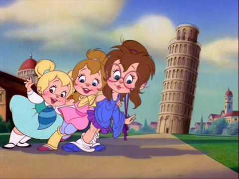 Chipettes - The Boy Is Mine