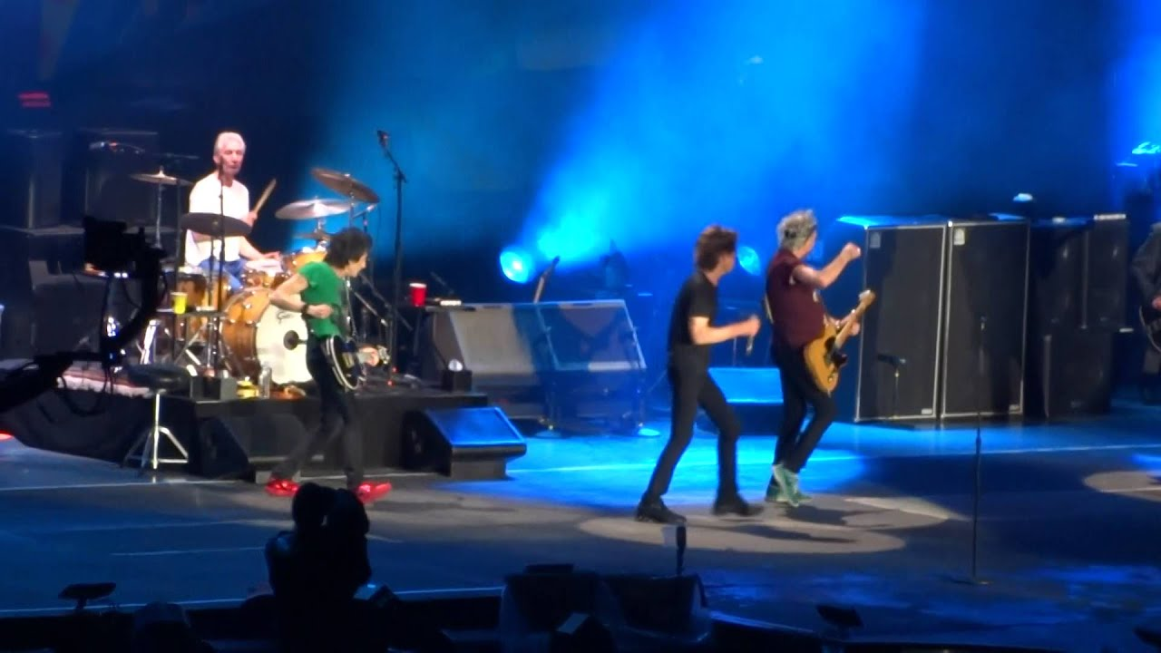 The Rolling Stones - Street Fighting Man Live from Argentina 2016 HD