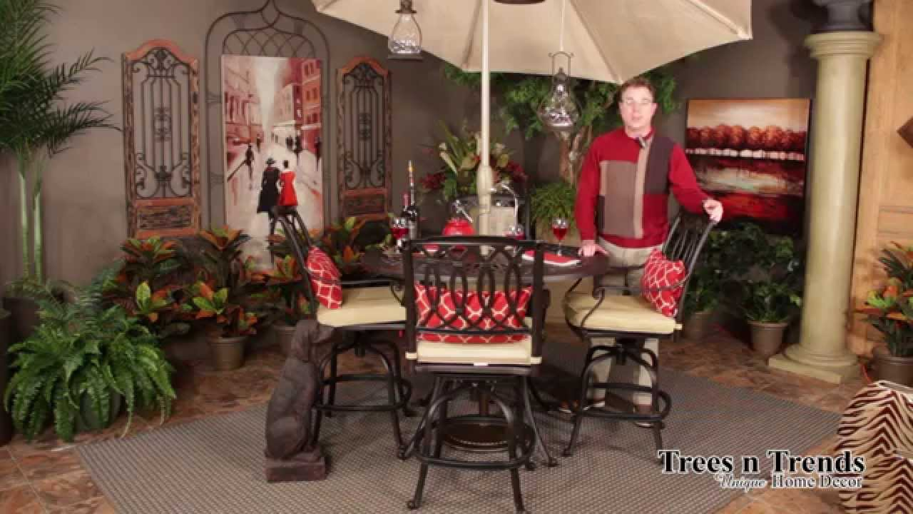 hanamint mayfair patio furniture overview
