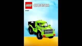 LEGO Creator Power Mech 31007 …