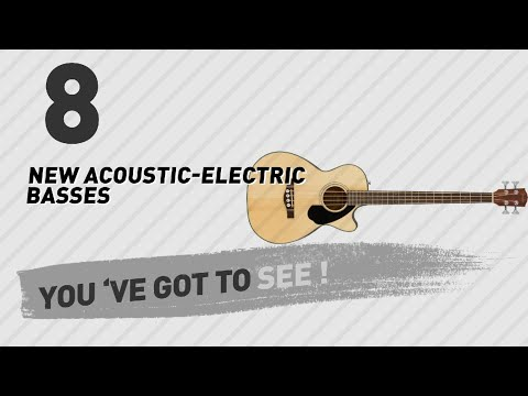 Top Rated Acoustic-Electric Basses Collection // The Most Popular 2017