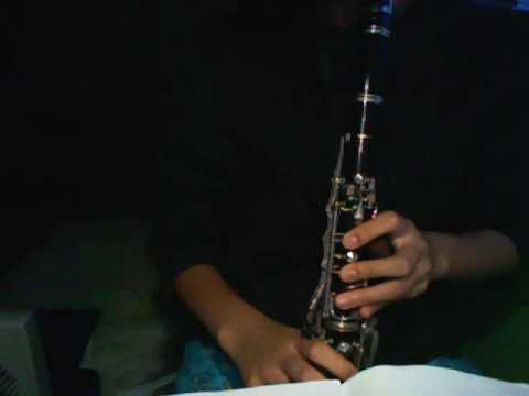 mozarts first movement for clarinet concerto in This modified clarinet, now referred to as a basset clarinet (a sort-of hybrid between the basset horn and clarinet), was not in common use at the time, but mozart was writing specifically for his friend and composed the concerto for this modified instrument.