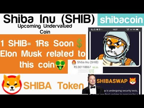 Shiba Inu (SHIB) Token | 100X Coin Related to Elon Musk🤑 | Its not too late💎