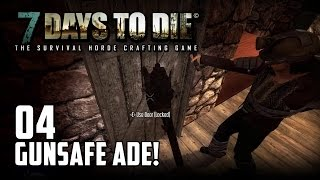 7 Days to Die [04] [Gunsafe ade] [Double Team] [Let's Play Gameplay Deutsch German HD] thumbnail