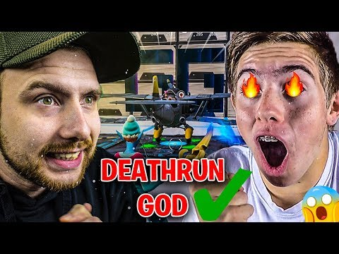 ON A ENFIN FINI LE DEATHRUN GOD DE NOKSS A 100% ! Ft Michou ( & Lebouseuh ) Fortnite Créatif Mode