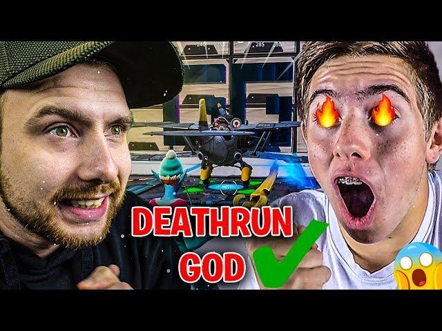 ON A ENFIN FINI LE DEATHRUN GOD DE NOKSS A 100% ! Ft Michou ( & Lebouseuh ) Fortnite Créatif Mode