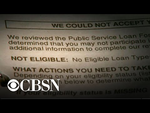 Federal Loan Forgiveness Program Has 99 Percent Rejection Rate