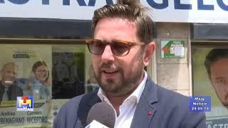 Giovanni Mastrangelo eletto sindaco del comune di Gioia del Colle al primo turno
