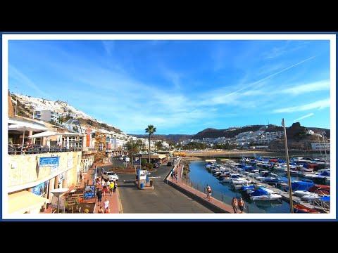 Puerto Rico Gran Canaria | Streets & Beach 😻 Canary Islands 💥