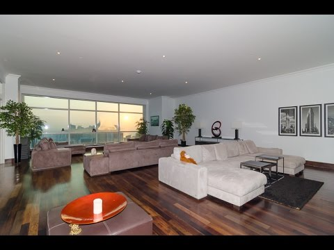 Penthouse with Full Marina View in Marina Heights