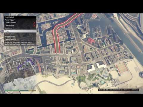 GTA Creator Streaming - Rebuilding Monaco Part 1