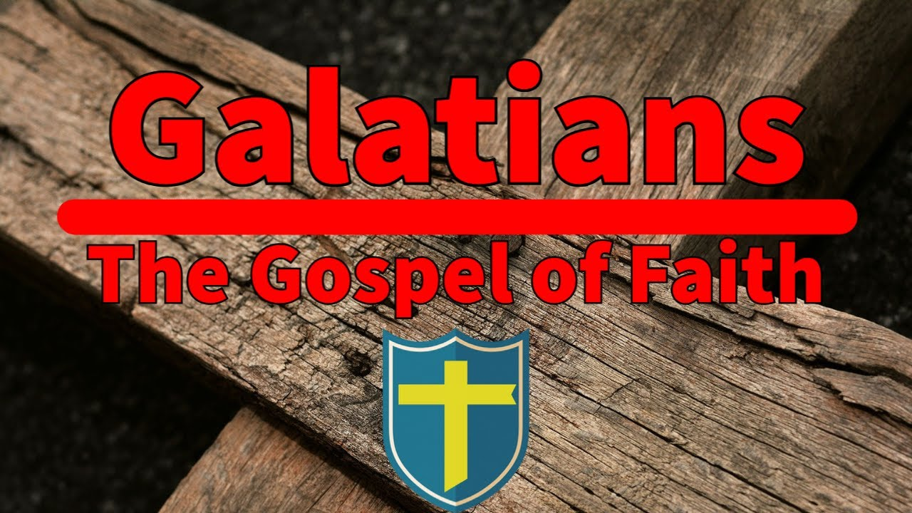 The Gospel is By Faith, Not Works [Galatians 3:1-14] | Galatians: The Gospel of Faith # 5