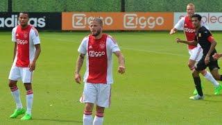 Highlights Ajax - Umm Salal