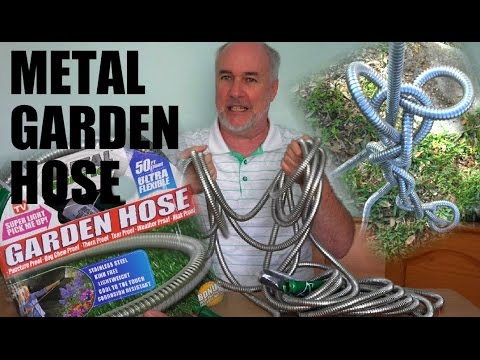 Delightful Metal Garden Hose Review | EpicReviewGuys CC