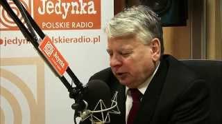 Borusewicz: Kijów nie uznaje wyników referendum na Krymie (Jedynka)