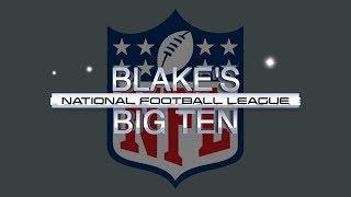 Blake's Big 10 - Week 3 NFL Power Rankings