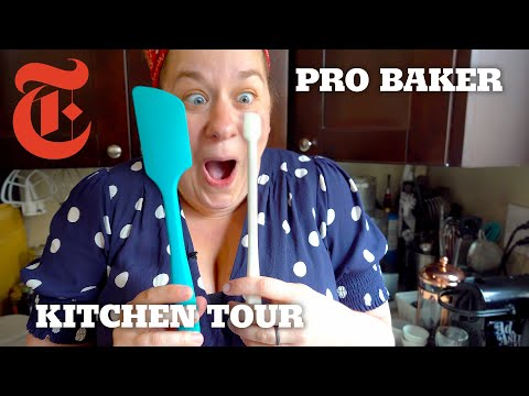 Inside A Professional Baker's Home Kitchen | NYT Cooking